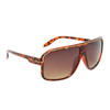 Unisex Sunglasses 6006 Tortoise Frame w/Gold Trim
