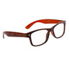 Wholesale Nerd Glasses 6000 Tortoise/Orange