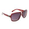 Unisex Aviator Sunglasses DE5014 Red Frame