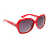 Women's Sunglasses DE5002 Red Frame