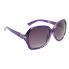 Women's Sunglasses DE5002 Purple Frame