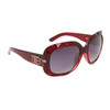 Women's Fashion Sunglasses Wholesale DE5001 Maroon Frame