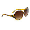 Fashion Sunglasses by DE™ DE5078 Tortoise