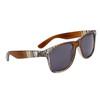 California Classics Sunglasses by the Dozen - Style # 8024 Brown Color