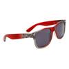 California Classics Sunglasses by the Dozen - Style # 8024 Red Color