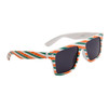 California Classics Sunglasses Wholesale 8087 White/Orange/Green