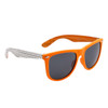 Wholesale California Classics Sunglasses by the Dozen - Style # 833 Orange