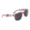 Sunglasses For Wholesale - Style # 8007 Purple/Brown