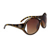 Women's Wholesale Fashion Sunglasses - Style # DE5070 Tortoise