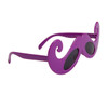 Mustache Sunglasses Wholesale - Style # 8040 Purple