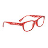 Animal Print Reading Glasses R9039 Red