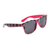 Plaid California Classics Sunglasses 8074 Magenta