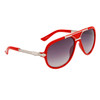 Wholesale Aviators 8134 Red/Silver