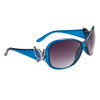 Wholesale Fashion Sunglasses 8136 Blue
