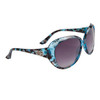 Wholesale Designer Sunglasses DE5074 Blue/Black