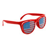 Wholesale American Flag Flip Up California Classics - 8092 Red