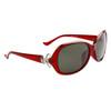 Women's Polarized Wholesale Sunglasses 8216 Maroon