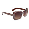 Wholesale DE™ Designer Sunglasses - DE5052 Brown