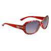 Wholesale DE™ Designer Sunglasses - DE5034 Maroon