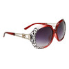 DE™ Wholesale Designer Sunglasses - DE5056 Maroon