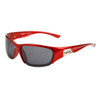 Xsportz™ Men's Sports Sunglasses Wholesale - Style # XS7018 Red