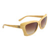 Cat Eye Sunglasses Wholesale - DE5044 Yellow Color