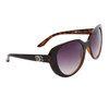 Wholesale Cat Eye Designer Sunglasses - DE5043 Tortoise