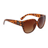 Wholesale Cat Eye Sunglasses - DE5051 Tortoise