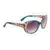 Wholesale Vintage Cat Eye Sunglasses - Style #DE737 Blue