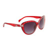 Women's DE™ Designer Sunglasses by the Dozen - Style #DE153 Red