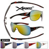 Bulk Mirrored Xsportz™ Sunglasses - Style #XS142