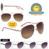 Wholesale Aviator Sunglasses - Style #6107
