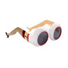 Party Glasses Dancer Legs ~ P2003 White