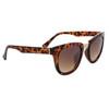 Retro Sunglasses - Style #6121 Tortoise/Amber