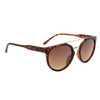 Women's Retro Sunglasses Wholesale - Style #6123 Light Tortoise