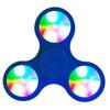 Wholesale Fidget Spinners FS-A LED-Blue