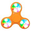 Wholesale Fidget Spinners FS-A LED-Orange