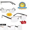 Wholesale Bi-Focal Reading Glasses - R9111 Spring Hinges!