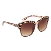 Cat Eye Sunglasses by DE™ Designer Eyewear - Style #DE5097 Brown
