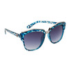 Cat Eye Sunglasses by DE™ Designer Eyewear - Style #DE5097 Blue