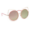 Women's Fashion Sunglasses - Style #6171 Peach