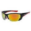 Xsportz™ Sports Sunglasses Wholesale  - Style XS8009 Black/Red