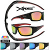 Polarized Xsportz™ Wholesale Sunglasses  - Style XS8010 (Assorted Colors) (12 pcs.)