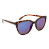 Fashion Sunglasses Wholesale - Style #6138 Tortoise with Blue Revo