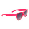 Polka Dot Wholesale Wayfarer Sunglasses with Pink Frames and White Dots Item # 25812