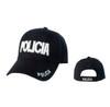 """Baseball Hats Wholesale C1048 """"Policia"""""""