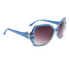 Women's Rhinestone Sunglasses by the Dozen DI123 Blue