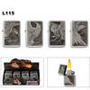 Wholesale cigarette lighters with assorted eagles in flight