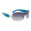 DE™ Designer Eyewear Sunglasses Wholesale - Style #DE18 Blue