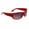24812 Wholesale Sunglasses Red Frame Color